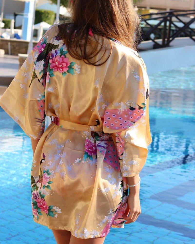 Kimono na bežné nosenie.