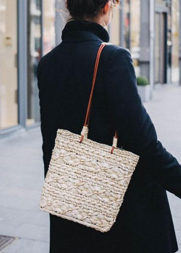 Ratanová kabelka taška na rameno
