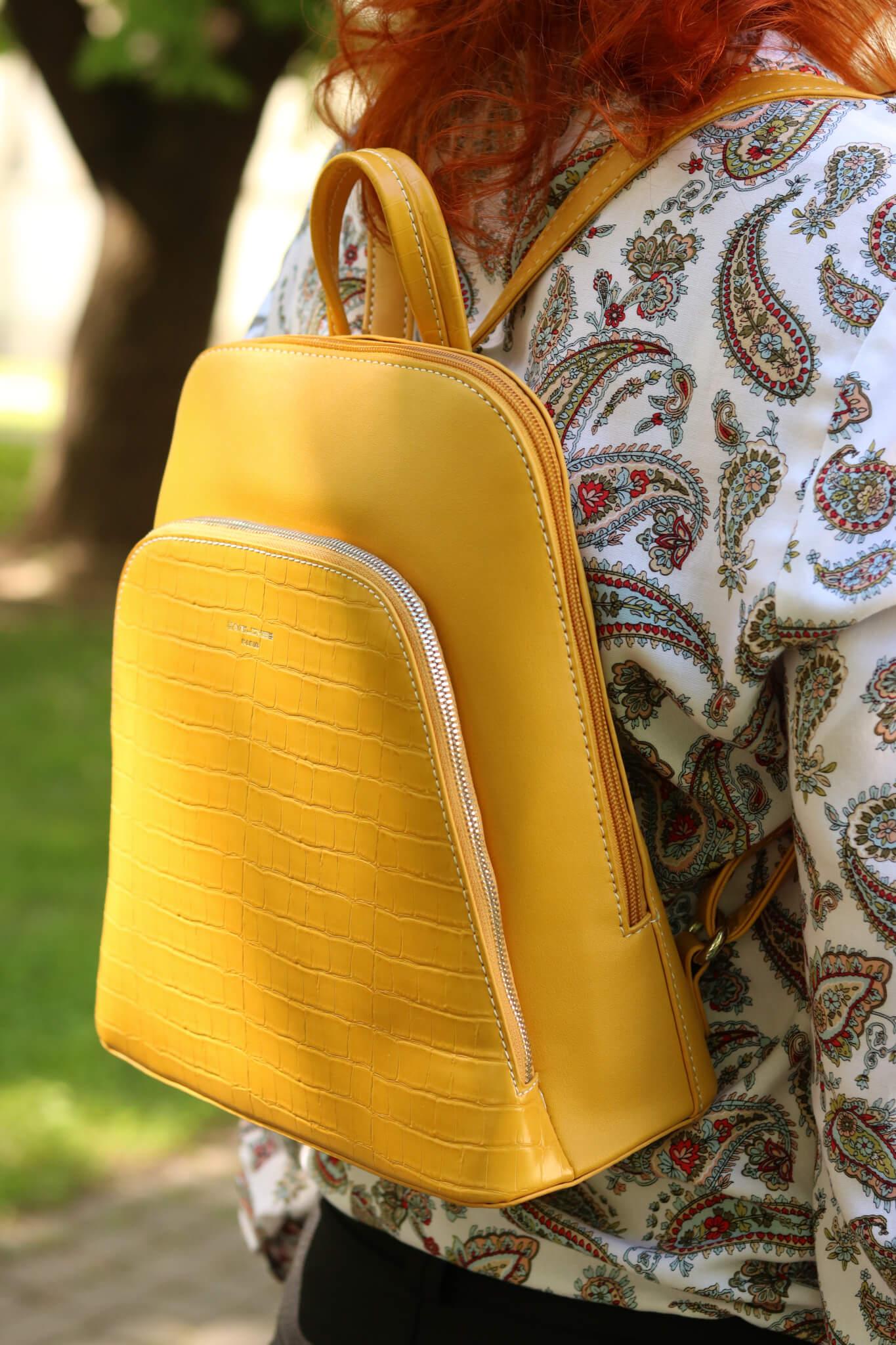 Praktický ruksak batoh na každý deň